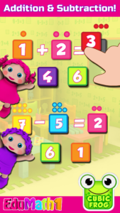 Preschool EduMath 1 Screenshot